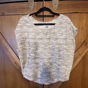Knit summer dolman top